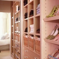 Make the most out of your space with fitted wardrobes