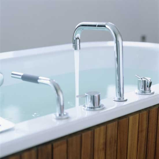 Recycle your bath water for H2o bathroom design company