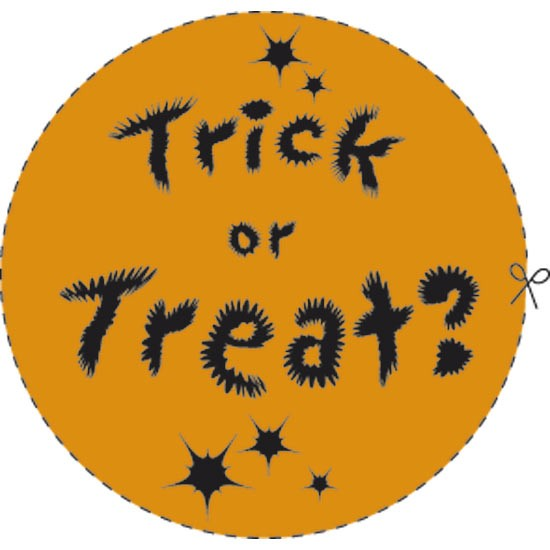 Keep up the Halloween party spirit with these downloadable badges
