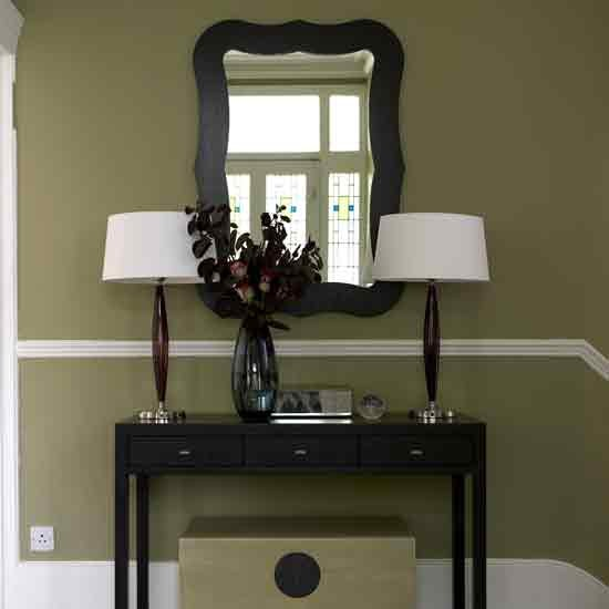 Smart and stylish hallway for Hallway furniture ideas
