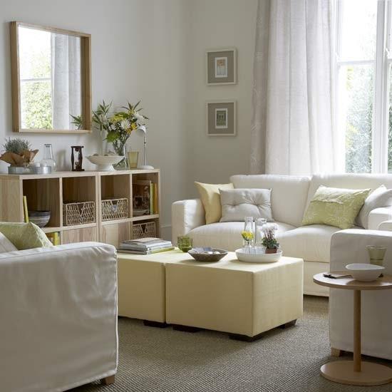 Light living room | Living room furnitue | Decorating ideas | Image | Housetohome