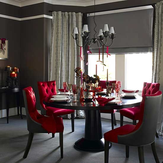 Chic dining room | Dining room furniture | Decorating ideas | Image | Housetohome