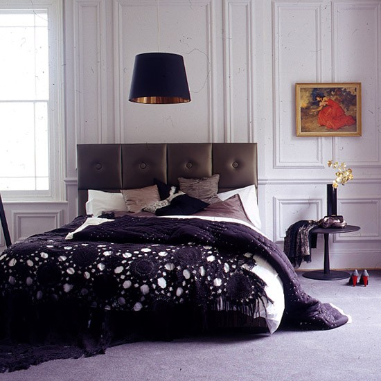 Luxurious bedroom | Bedroom furniture | Decorating ideas | Image | Housetohome