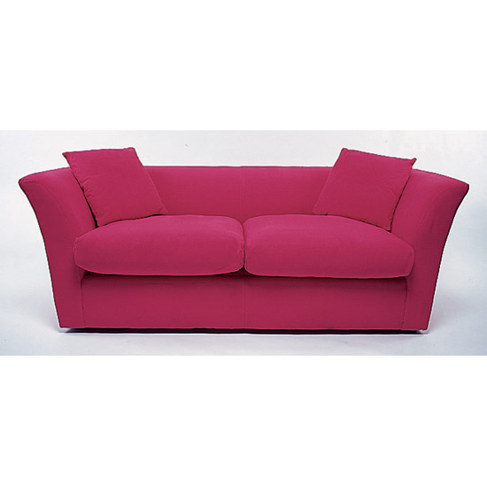 Red corner sofa bed sofa beds for Leather corner sofa beds uk