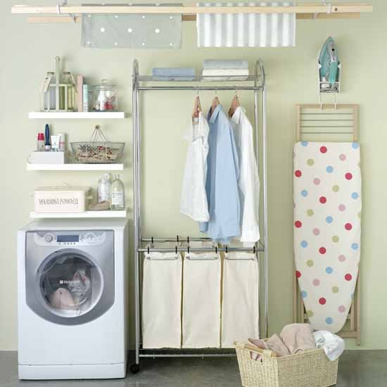 Plan the perfect laundry room
