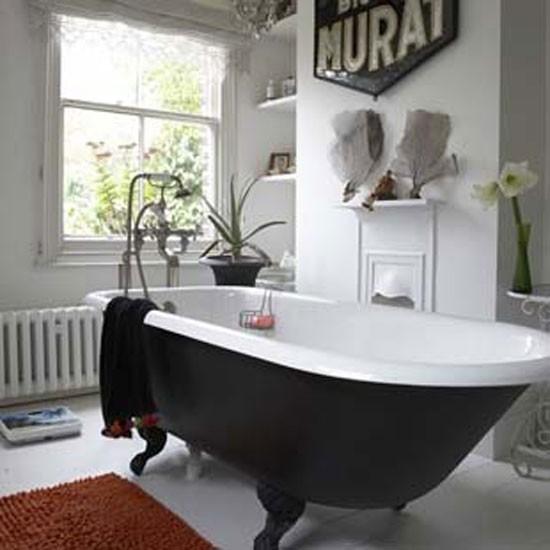 Get The Look U2013 Vintage Bathroom
