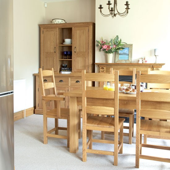 Traditional dining room | Dining room furniture | Decorating ideas | Image | Housetohome