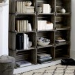 Invest in some stylish storage