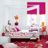 Children's bedroom for a girl