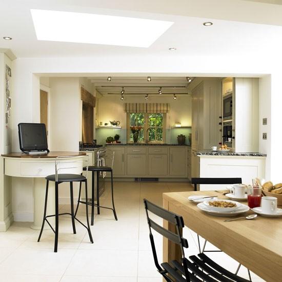 Cooler Shaker kitchen   Kitchen design   Decorating ideas   Image   Housetohome