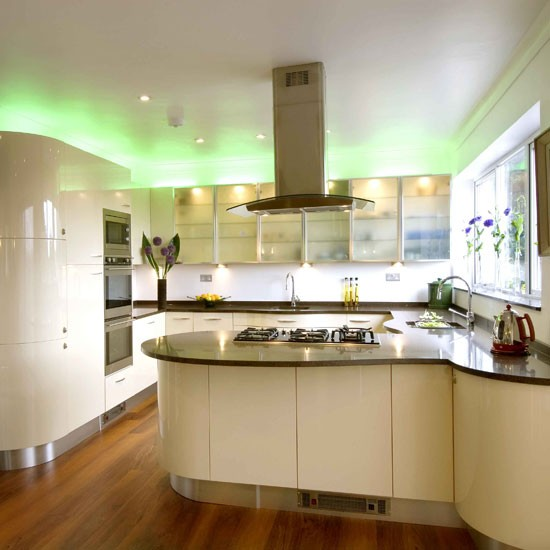 Innovative kitchen  Kitchen design  Decorating ideas  housetohome