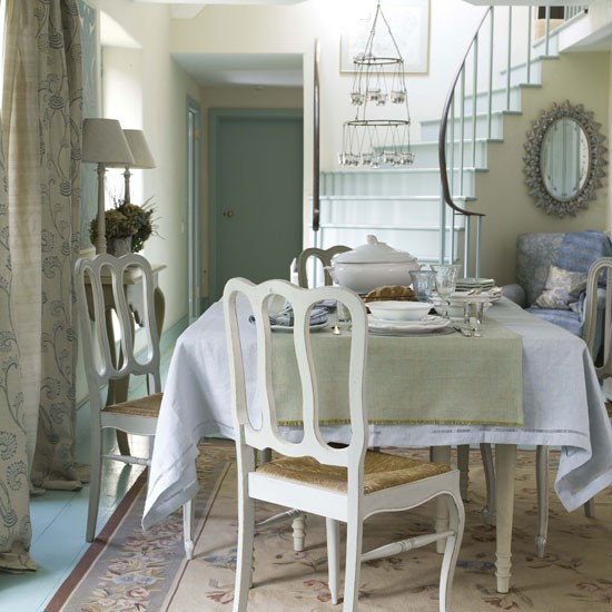 French dining room | Dining room furniture | Decorating ideas | Image | Housetohome