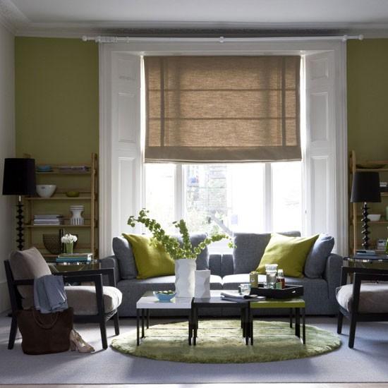 Symmetrical living room   Living room furniture   Decorating ideas   Image   Housetohome