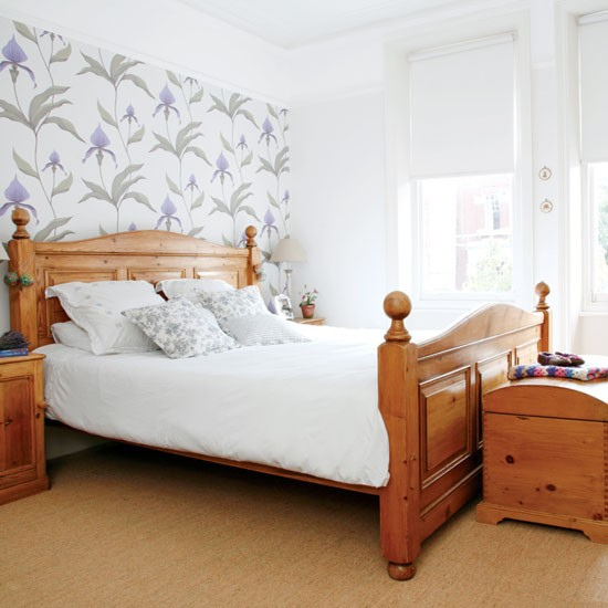 Victorian bedroom | Bedroom furniture | Decorating ideas | Image | Housetohome