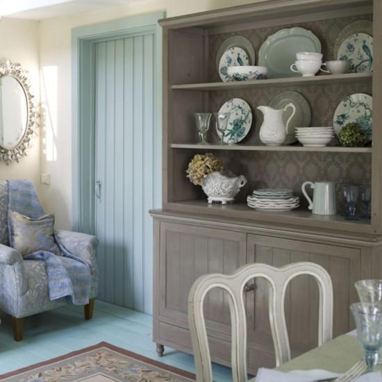 Kitchen storage display | Storage ideas | Decorating ideas | Image | Housetohome
