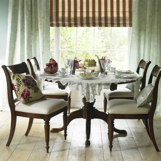 Country style dining room dining room furniture for Country style dining room ideas