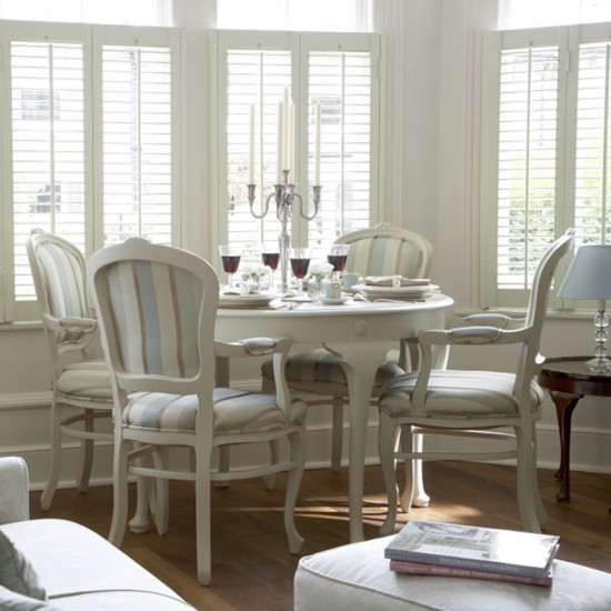 Modern classic dining room | Dining room furniture | Decorating ideas | Image | Housetohome