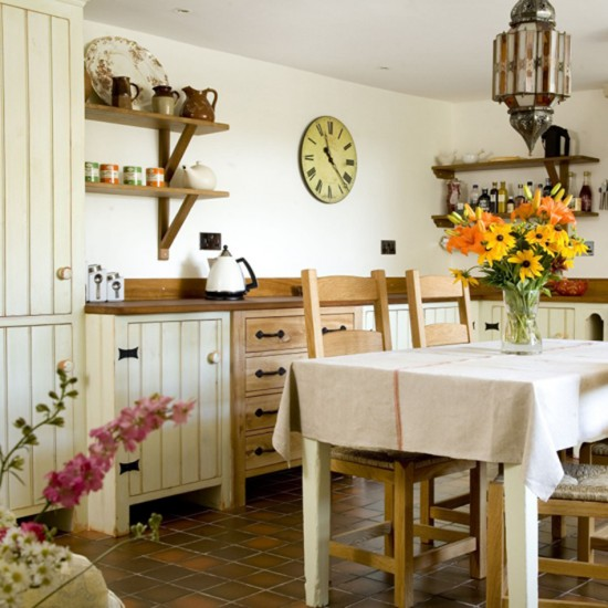 Country kitchen | Kitchen design | Decorating ideas | Image | Housetohome