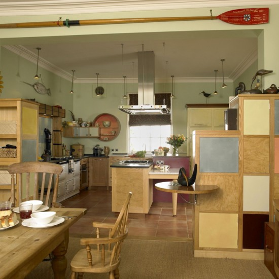 Cubic kitchen | Kitchen design | Decorating ideas | Image | Housetohome