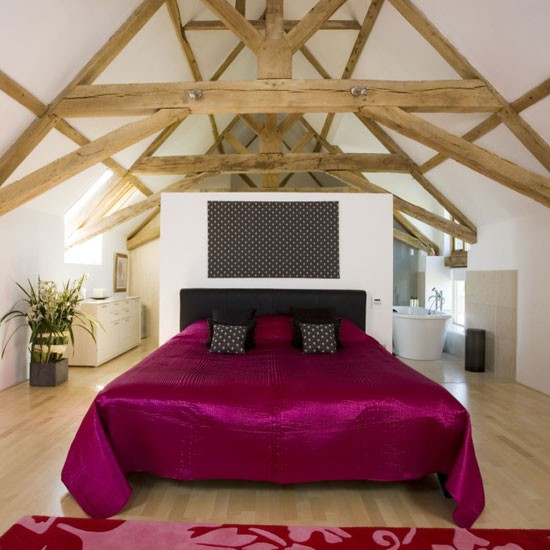 Stunning timber bedroom | Bedroom furniture | Decorating ideas | Image | Housetohome