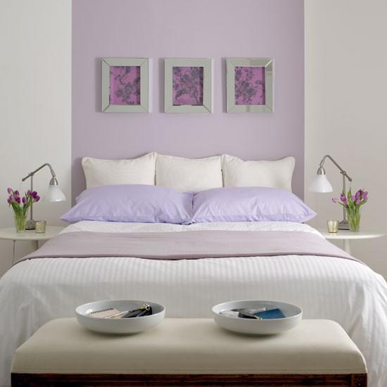 Fresh lilac bedroom bedroom funriture decorating ideas - Pintura para habitaciones ...
