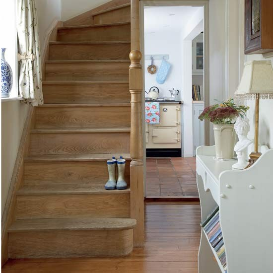 How to decorate a hallway Design ideas for hallways and stairs