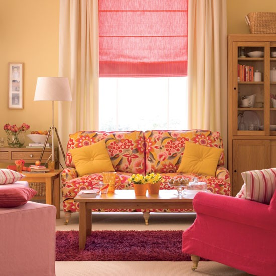 vibrant living room living room furniture decorating