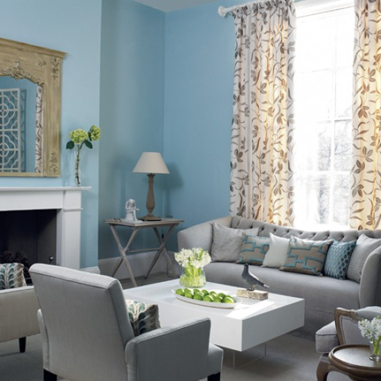 Relaxed classic living room | Living room design | Decorating ideas | Image | Housetohome