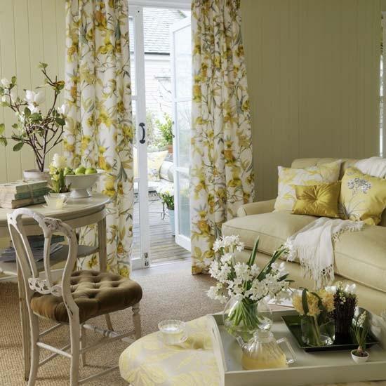 100+ ideas Floral Living Room Furniture on www.vouum.com