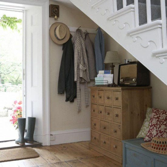 New Home Interior Design Country Hallway: Decorating Ideas