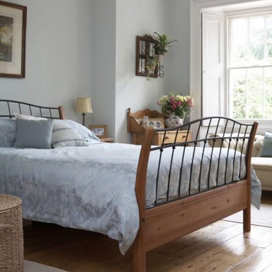Restful bedroom | Bedroom furniture | Decorating ideas | Image | Housetohome