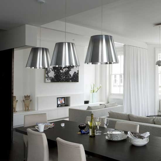 LE Open-plan entertainment - housetohome