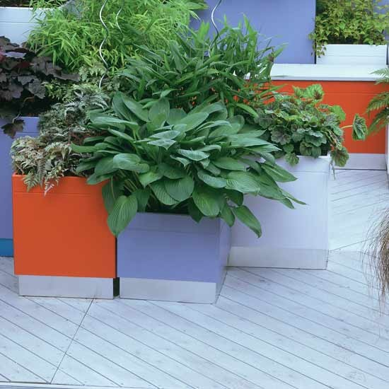 Consider eco decking | Modern garden decking design ideas ...