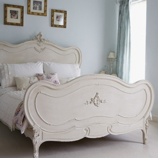 French-style bedroom | Bedroom furniture | Decorating ideas | Image | Housetohome