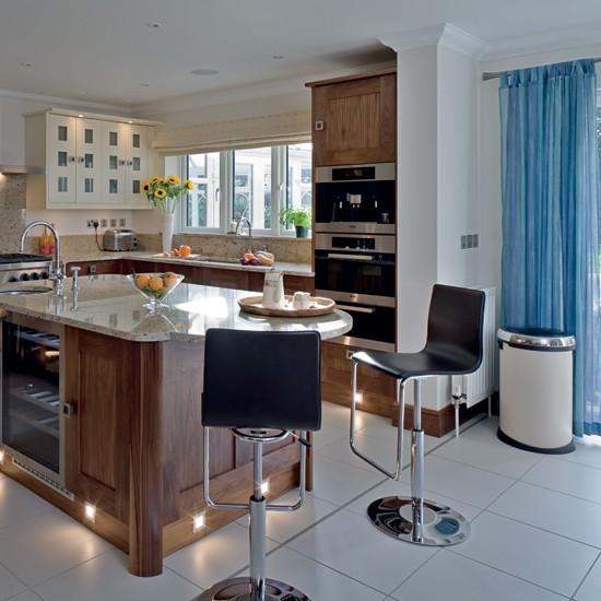 walnut kitchen kitchen design decorating ideas