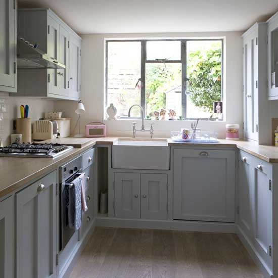 Shaker-style kitchen | Kitchen design | Decorating ideas | Image | Housetohome