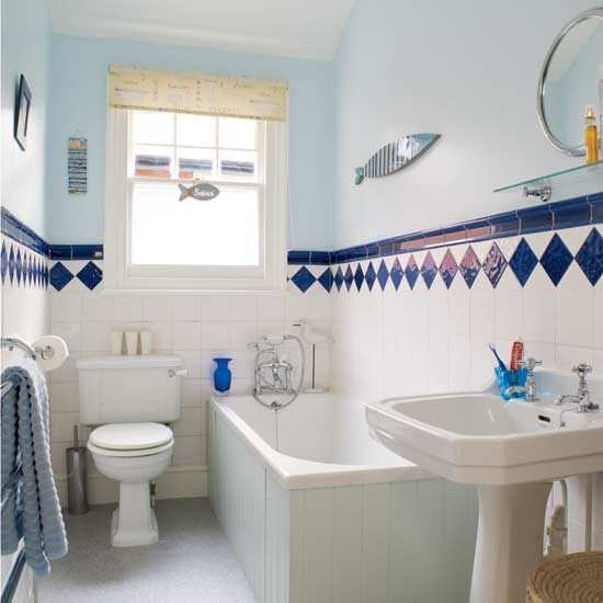 attic cleaning ideas - Simple family bathroom Bathroom design