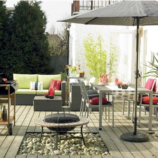 Urban-chic garden | Garden ideas | Image | Housetohome