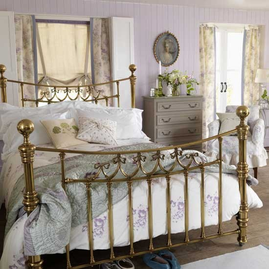 french classic bedroom