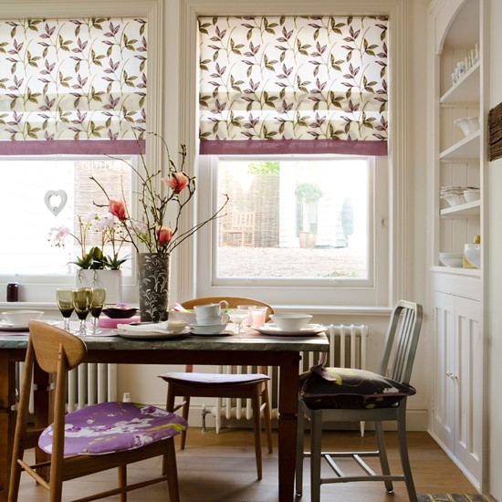 How to make a roman blind for Roman blinds kitchen ideas