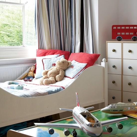 Bedroom Furniture Organization Ideas: Children's Bedroom Storage