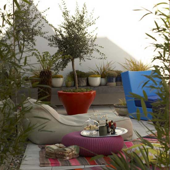 Low-level garden | Garden ideas | Image | Housetohome