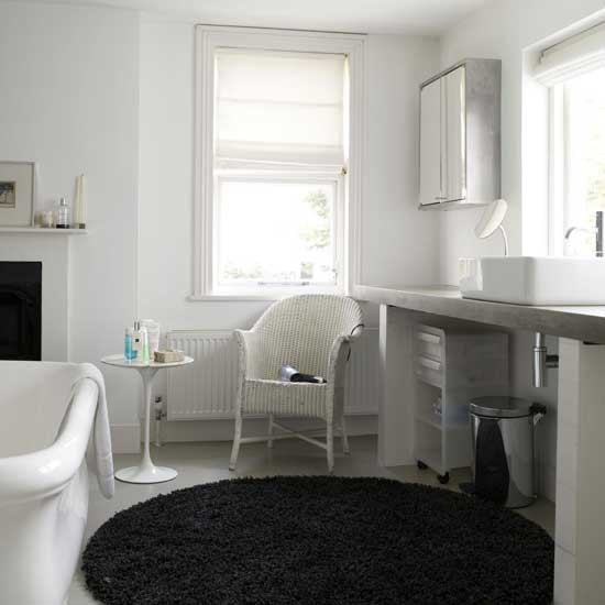 White bathroom | Bathroom ideas | Image | Housetohome
