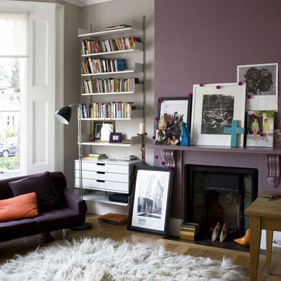 Colourful living room image | Image | Housetohome.co.uk