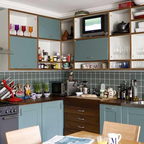 LE Graphic kitchen-diner image - housetohome