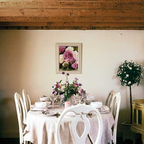 Country Style Dining Room | dining room designs | housetohome