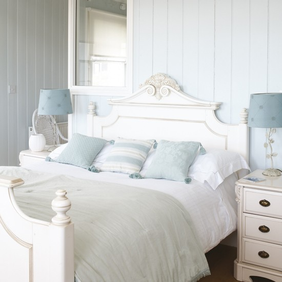 IH French-style bedroom image - housetohome