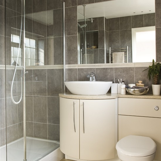 Luxurious shower room | Bathroom idea | Basin | Image | Housetohome.co.uk