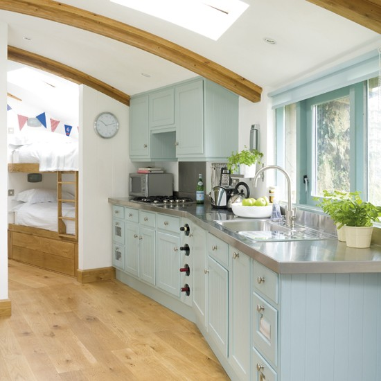 IH Underground home kitchen image - housetohome