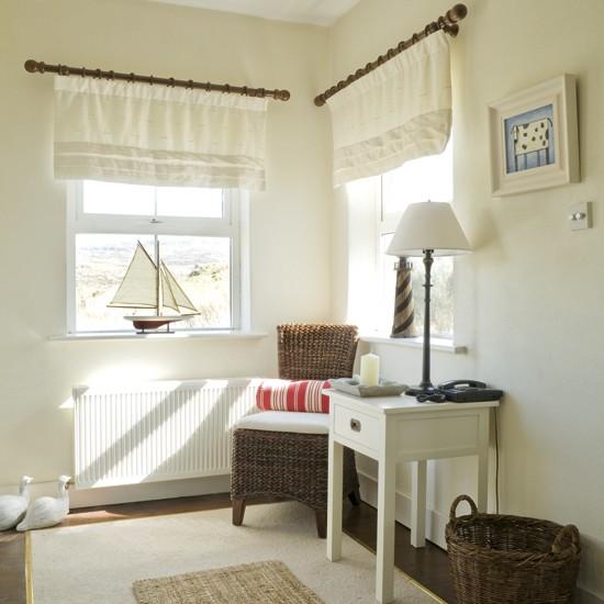 IH coastal hallway image - housetohome